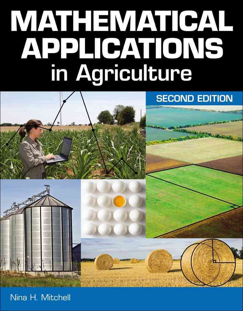 Mathematical Applications in Agriculture By Mitchell, Nina H.